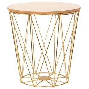 Konferenční stolek Twins Gold L