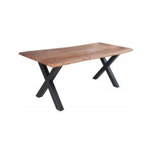 Jídelní stůl Werner 180x86-89 cm hnědý