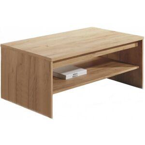 Konferenční stolek Xari 100 cm dub