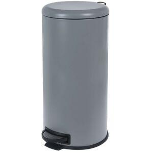 Odpadkový koš Alessio 30L šedý