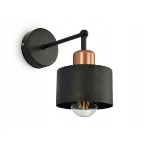 Nástěnná lampa KINKIET CALI 1W BLACK