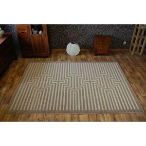 Kusový koberec METEO MARIN hnedý