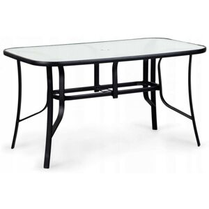 Velký zahradní stůl 140x80 cm GoodHome