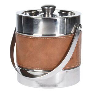 Nerezový kbelík na led