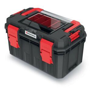 Kufr na nářadí s organizérem ve víku, X BLOKSOLD