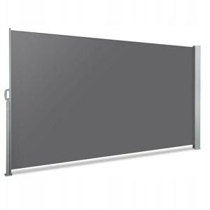 Markýza paravan na terasu 300x200 cm šedá