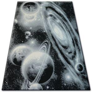 Kusový koberec BCF FLASH 33455/190 - planeta