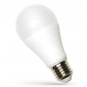 LED žárovka teplá E-27 230V 15W