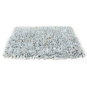 Koupelnový koberec PERU světle šedý