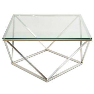 Konferenčný stolík Diamanta Silver
