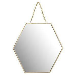 Zrkadlo HONEY zlaté