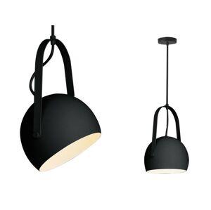 Stropní svítidlo BALL černá