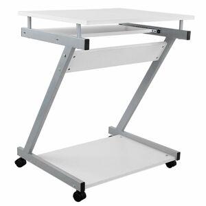 Písací stôl SKU Kieran biely