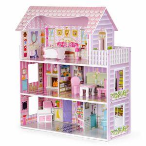 Dřevěný domek pro panenky Rezidence Montana EcoToys