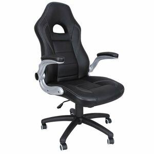 Kancelárska stolička Odari čierna