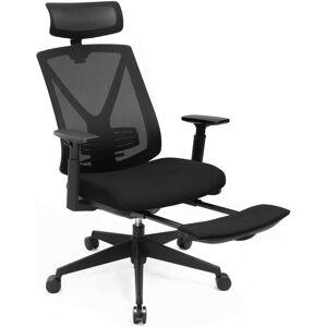 Kancelářská židle Loris černá