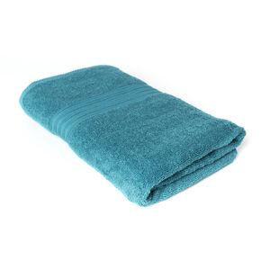 Bavlněný ručník Linteo 70x140 cm tyrkysový