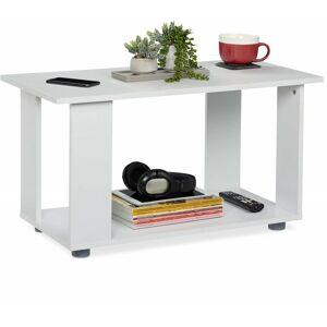 Konferenční stolek Demu bílý