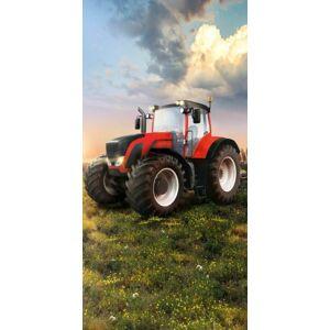 Bavlnený uterák Turbo Traktor 004 - 70x140 cm
