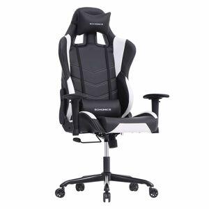 Kancelárska stolička Kiest čierna
