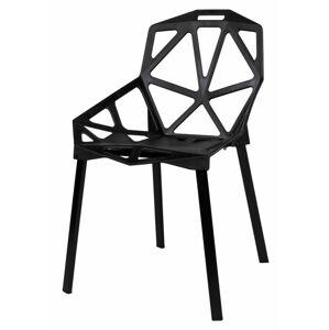 Stolička VECTOR čierna